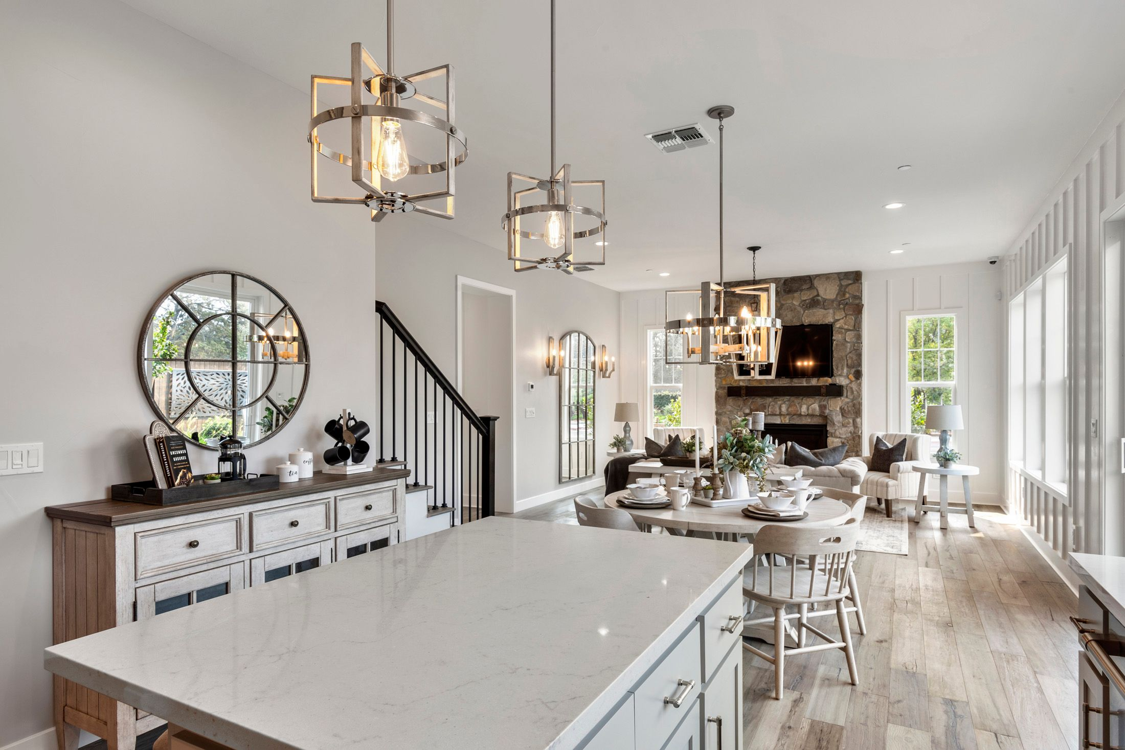 Kitchen featured in the Residence 4 By BlackPine Communites in Sacramento, CA