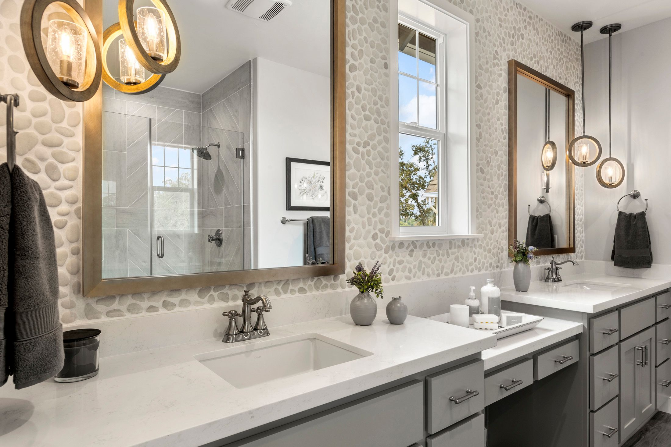 Bathroom featured in the Residence 4 By BlackPine Communites in Sacramento, CA