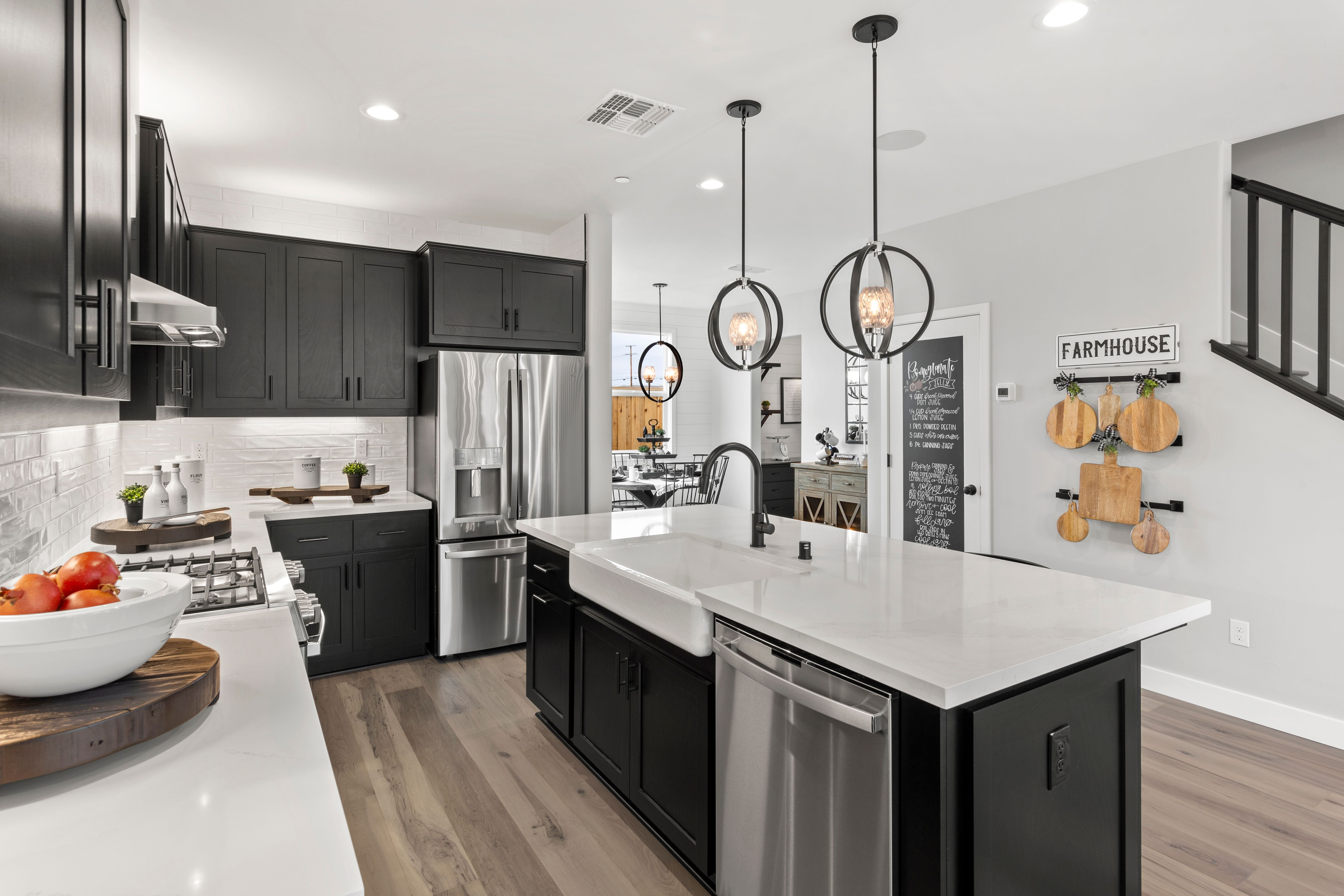 Kitchen featured in the Millstone Residence 2 By BlackPine Communites in Sacramento, CA
