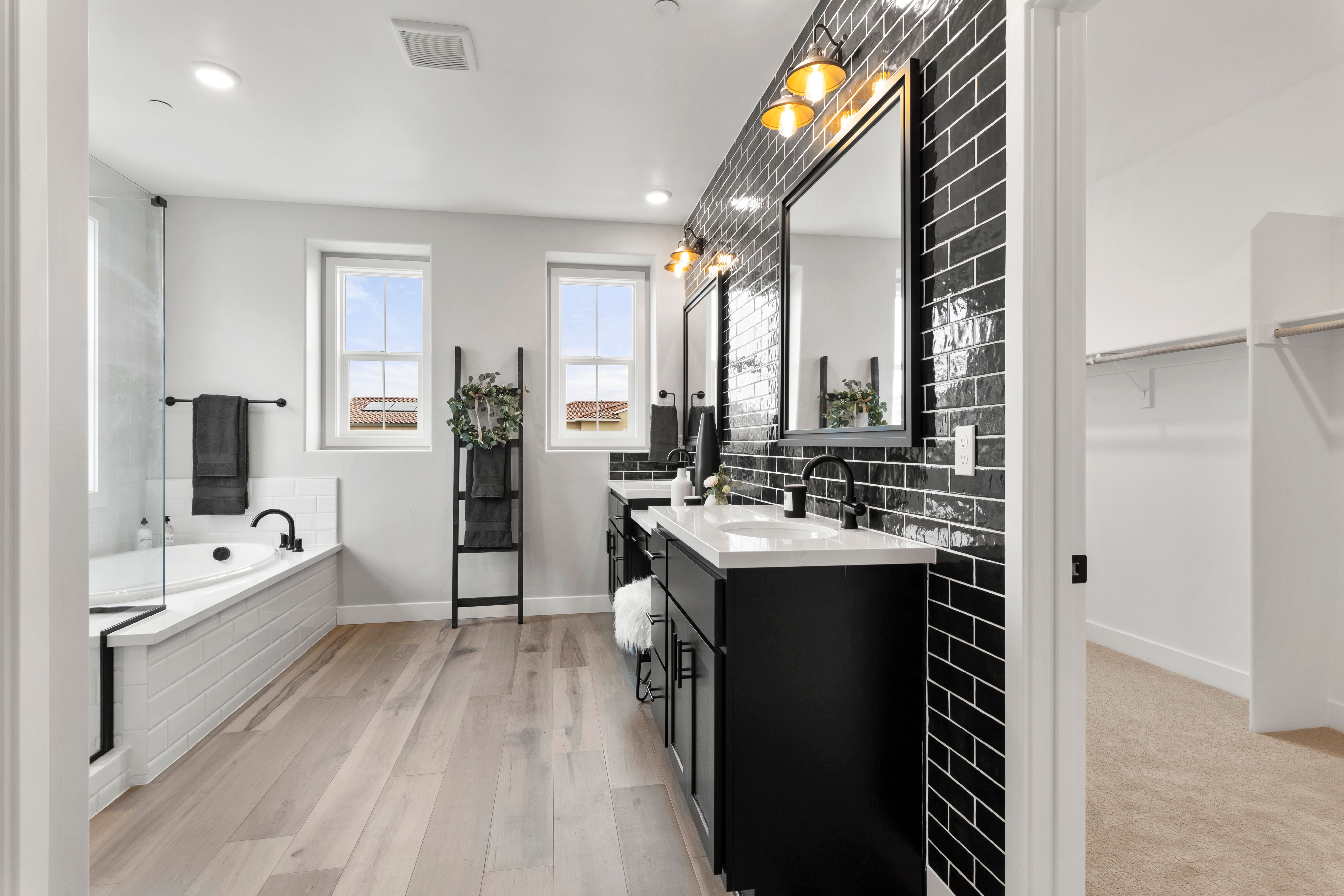 Bathroom featured in the Millstone Residence 2 By BlackPine Communites in Sacramento, CA