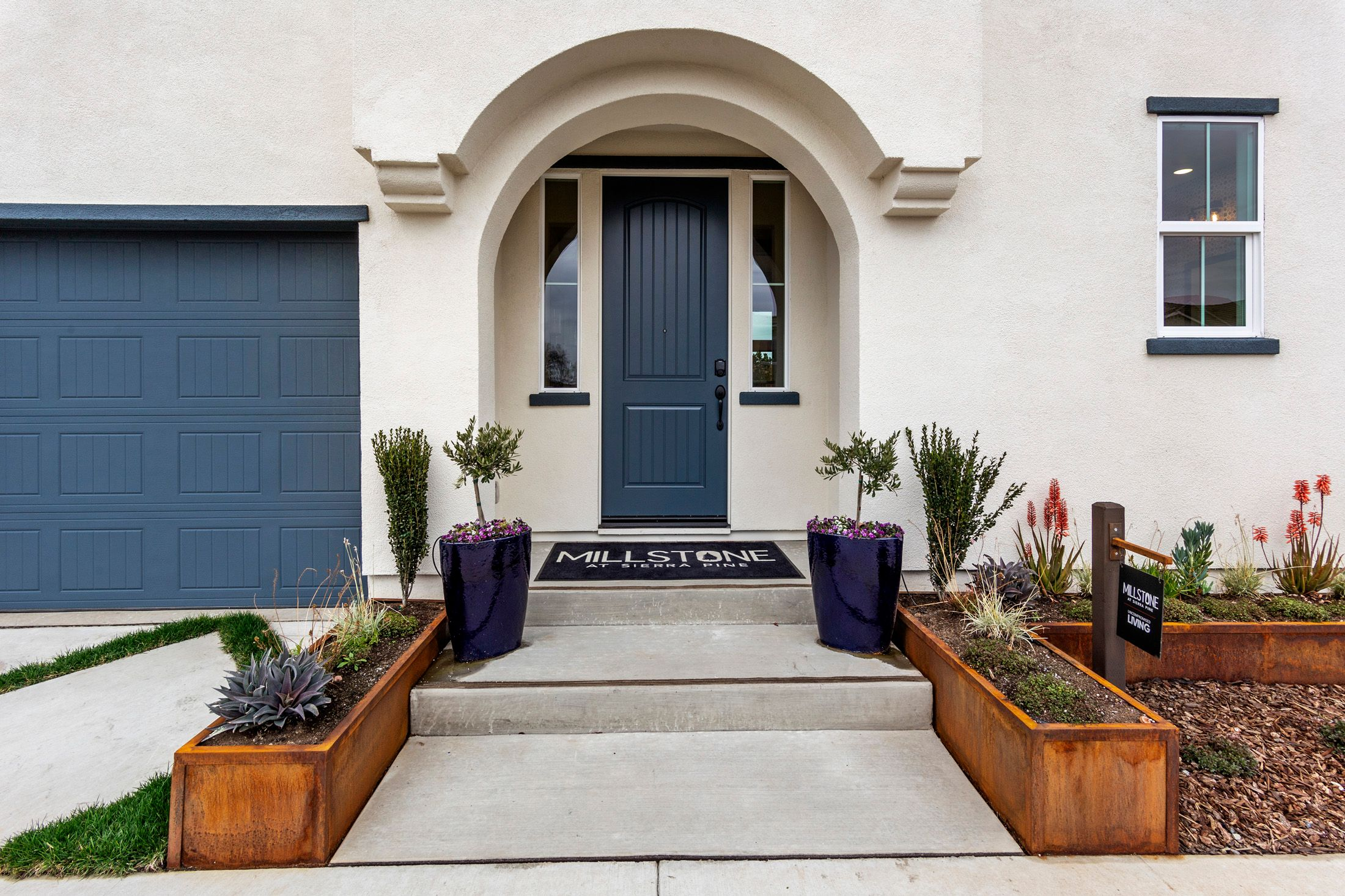 Exterior featured in the Millstone Residence 3 By BlackPine Communites in Sacramento, CA
