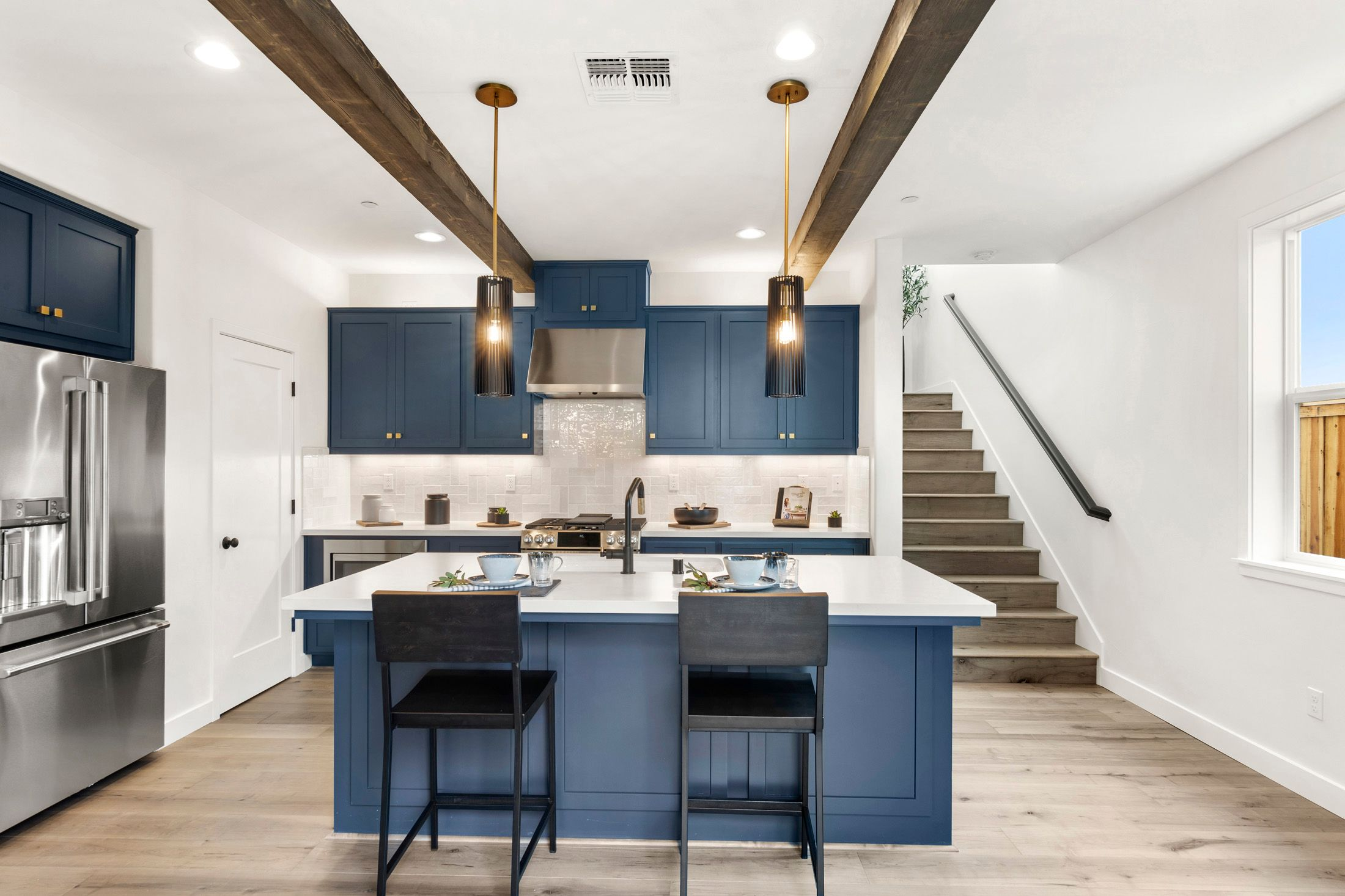 Kitchen featured in the Millstone Residence 3 By BlackPine Communites in Sacramento, CA