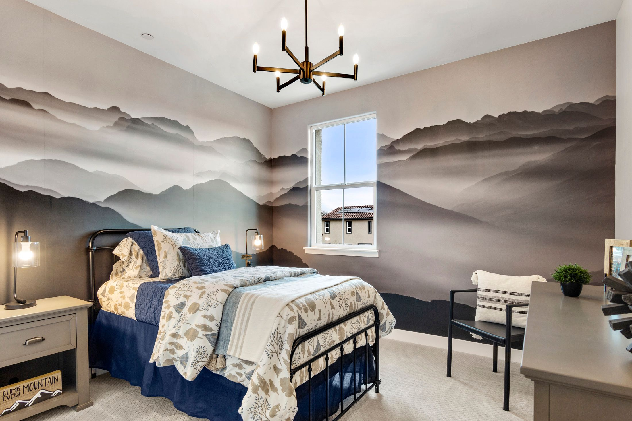 Bedroom featured in the Millstone Residence 3 By BlackPine Communites in Sacramento, CA