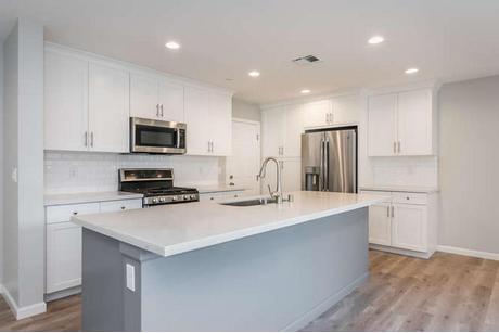Kitchen-in-Plan 2-at-Black Hill Villas-in-Morro Bay