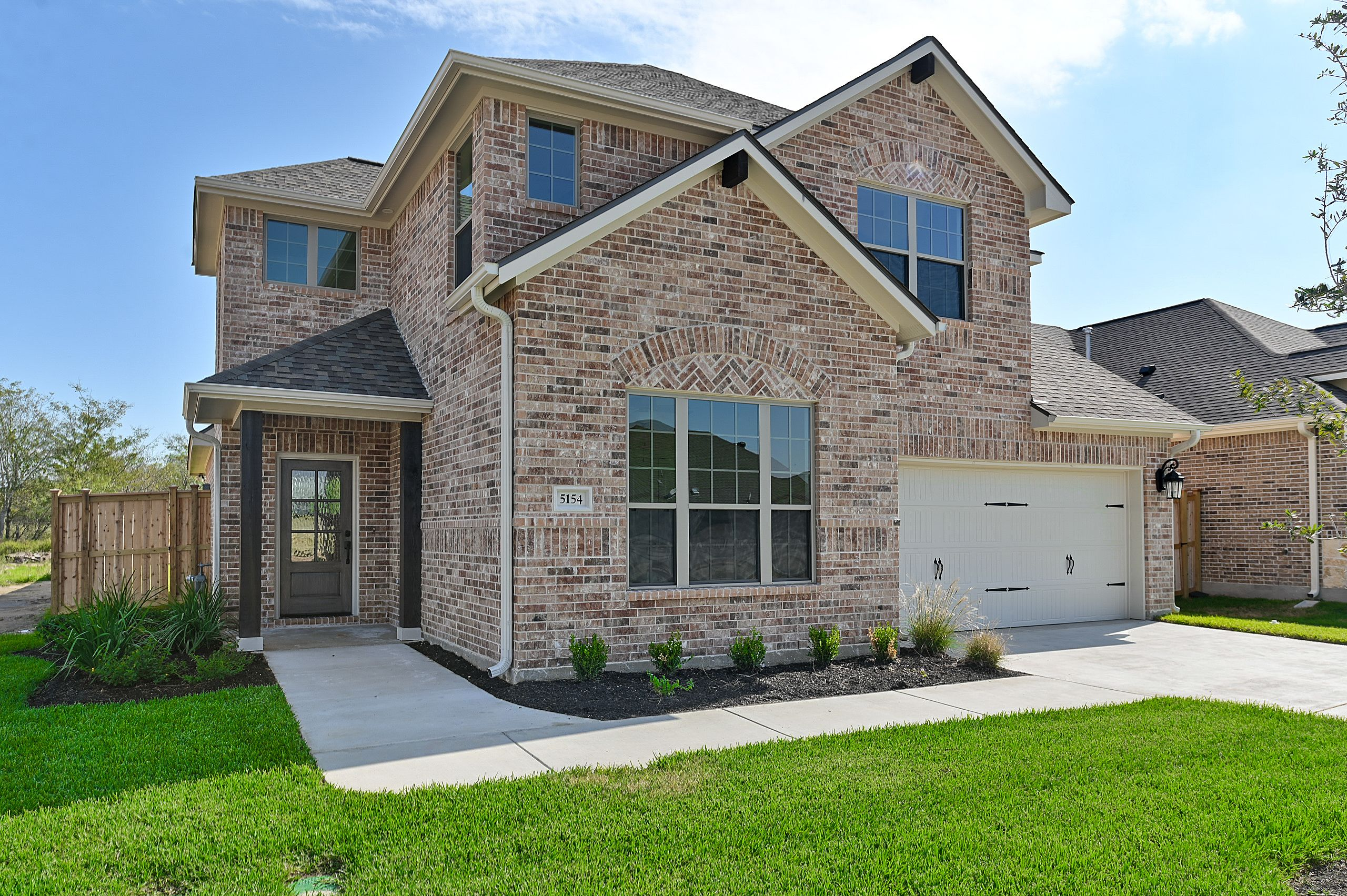 Exterior featured in the Darwood By Blackstone Homes in Bryan-College Station, TX