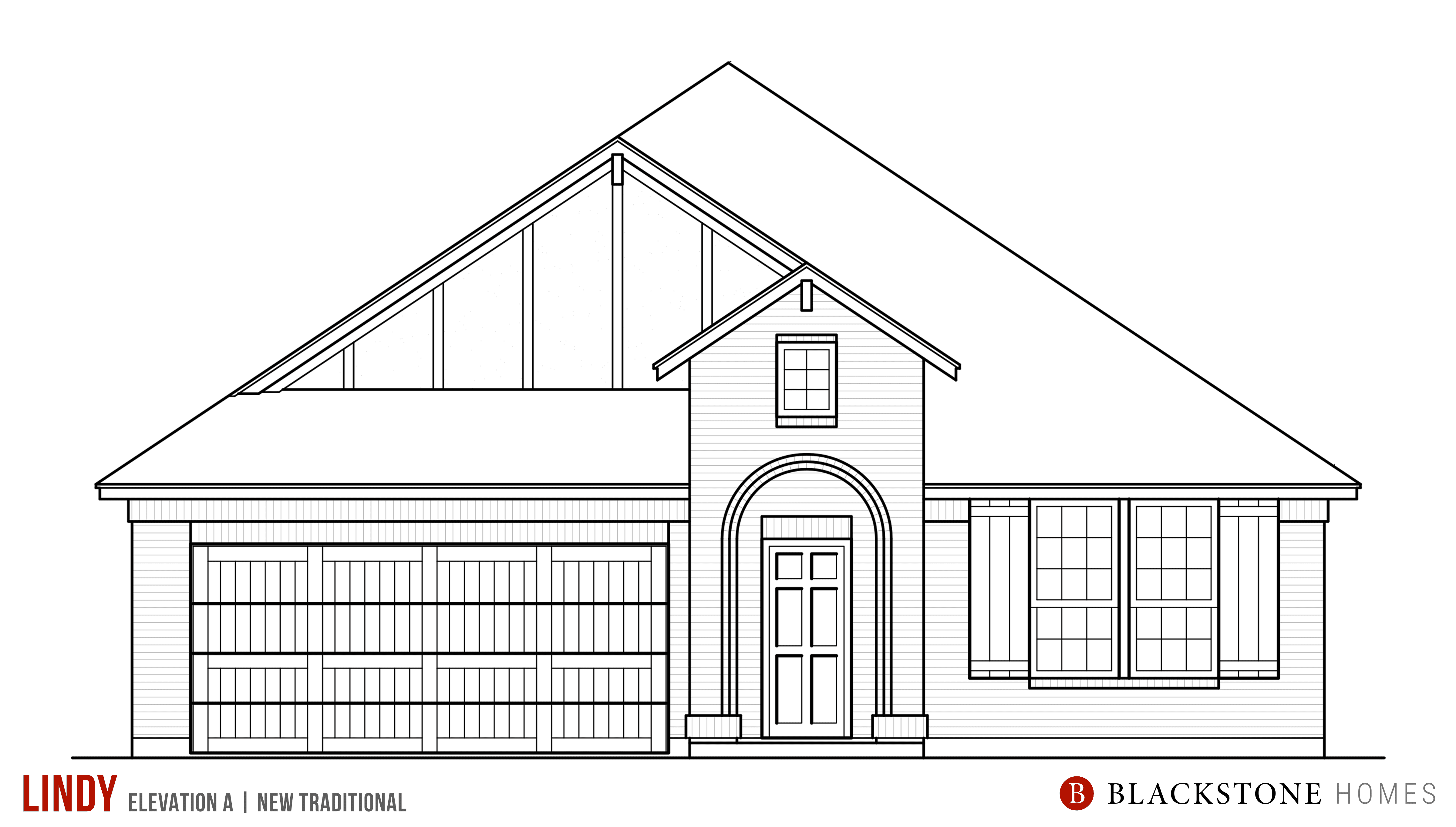 Exterior featured in the Lindy By Blackstone Homes in Bryan-College Station, TX