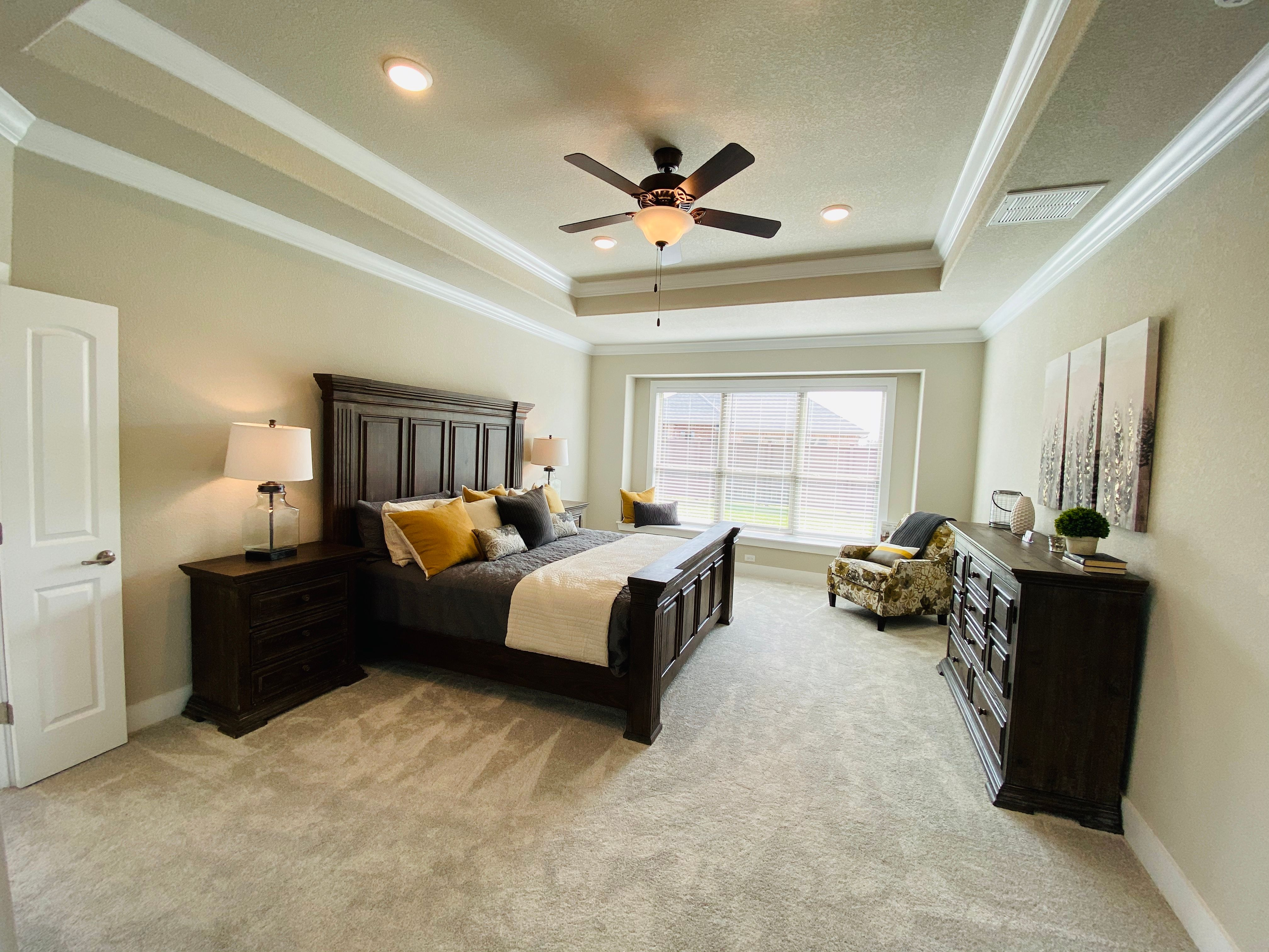 Bedroom featured in the Lindy By Blackstone Homes in Bryan-College Station, TX