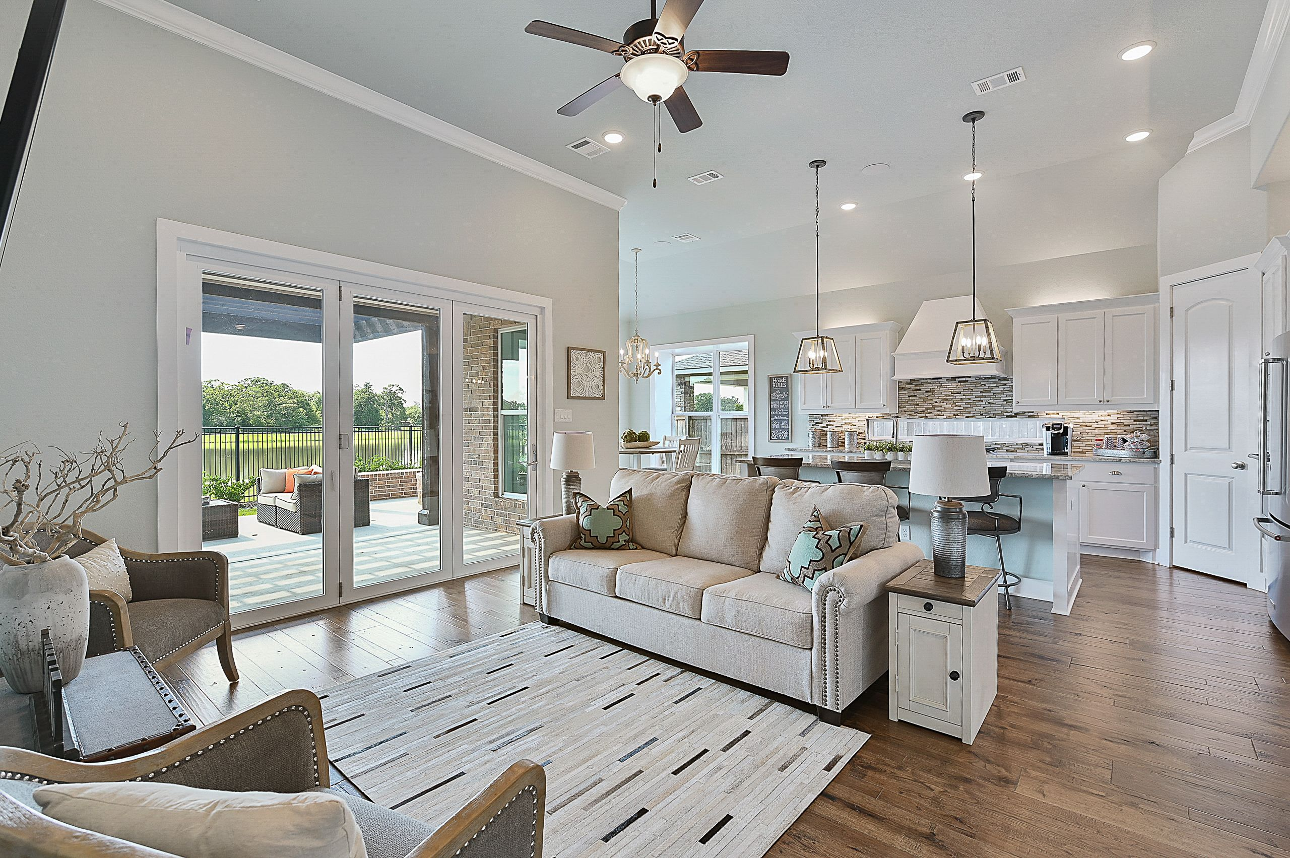 Living Area featured in the Emerson By Blackstone Homes in Bryan-College Station, TX