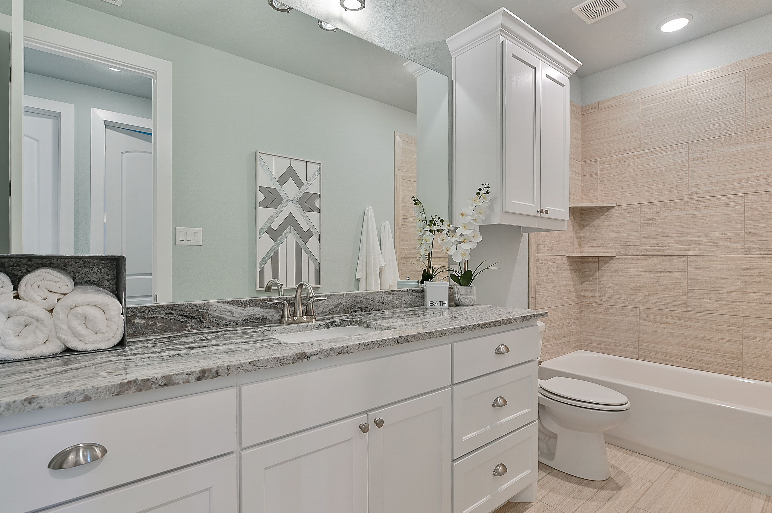 Bathroom featured in the Emerson By Blackstone Homes in Bryan-College Station, TX