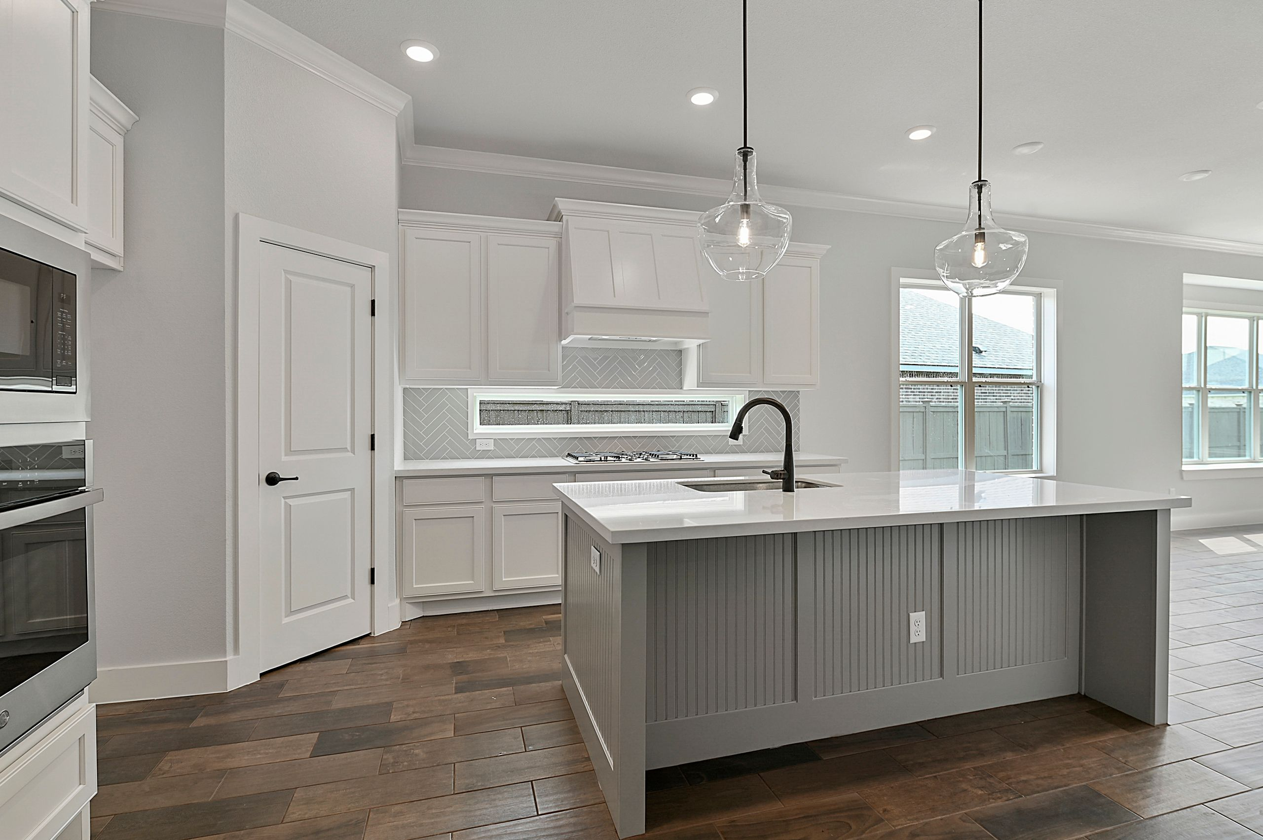 Kitchen featured in the Norah By Blackstone Homes in Bryan-College Station, TX