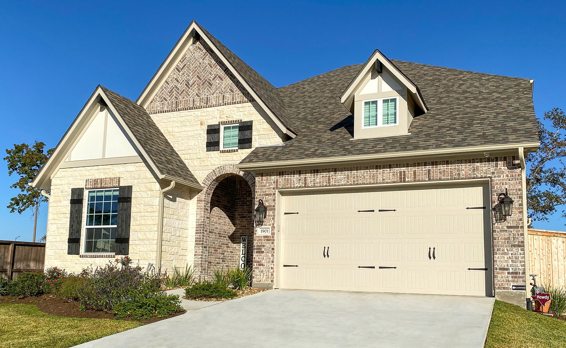 Exterior featured in the Emerson By Blackstone Homes in Bryan-College Station, TX
