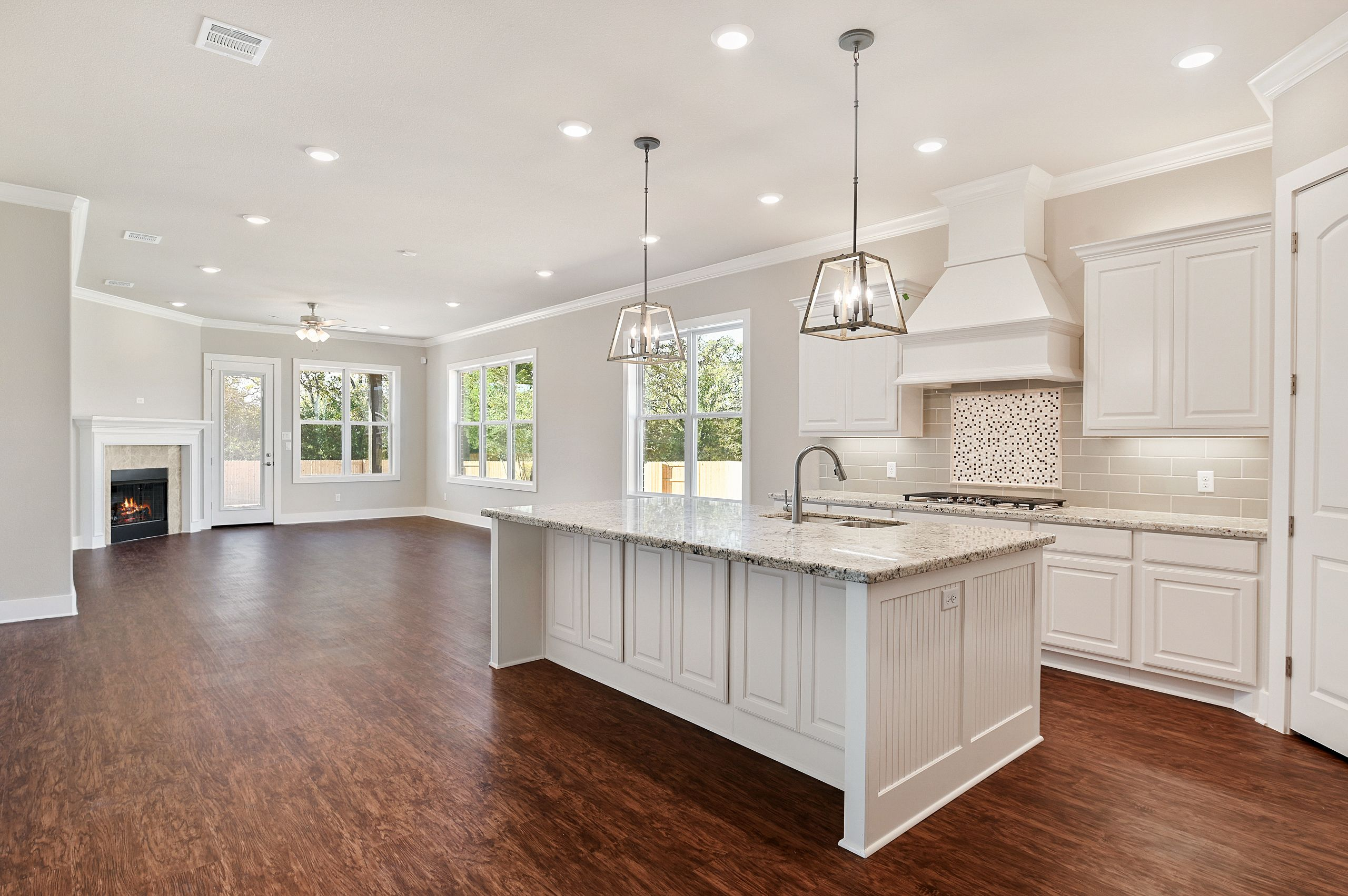 Kitchen featured in the Tamarack By Blackstone Homes in Bryan-College Station, TX