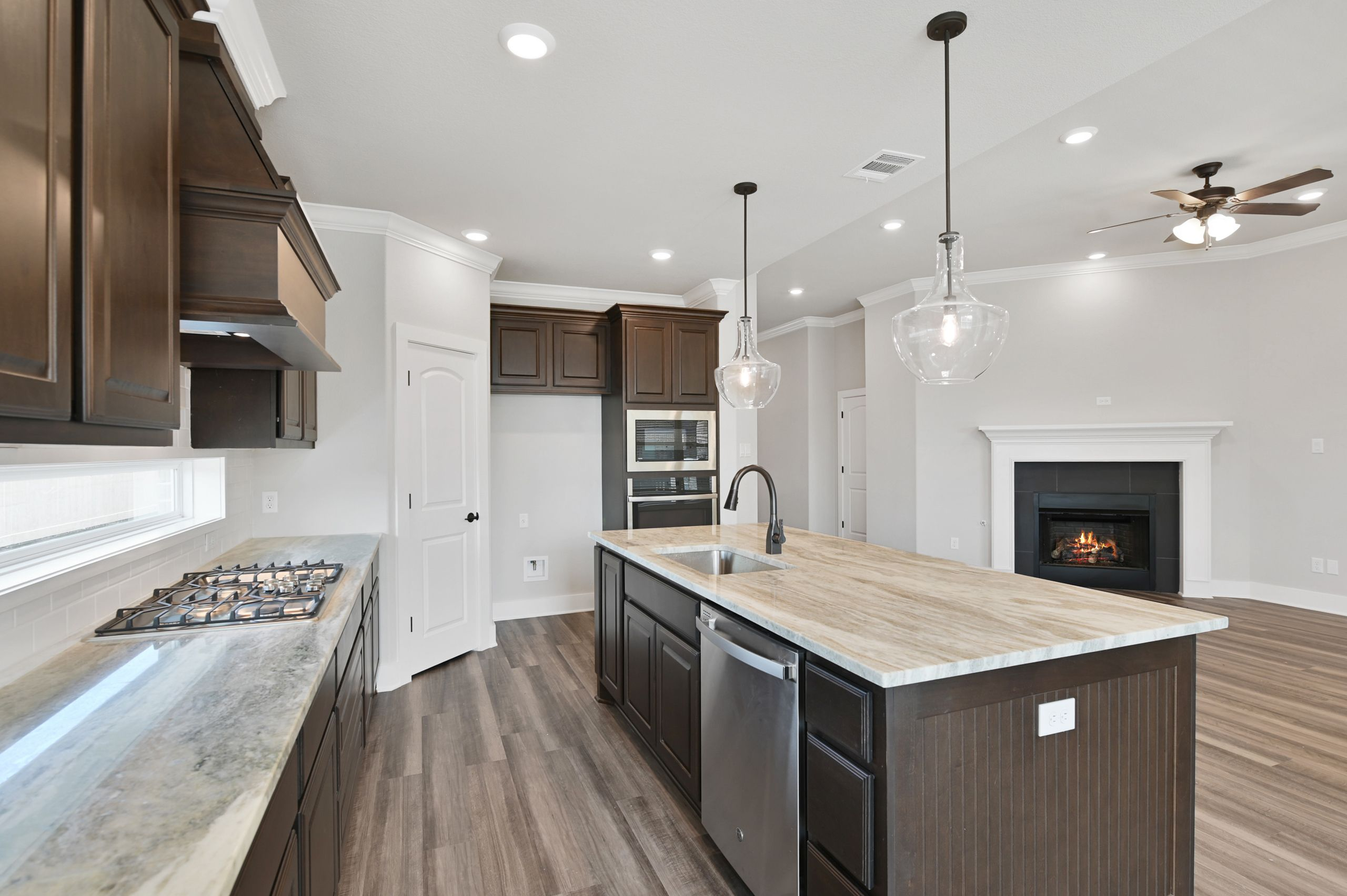 Kitchen featured in the Jackson By Blackstone Homes in Bryan-College Station, TX