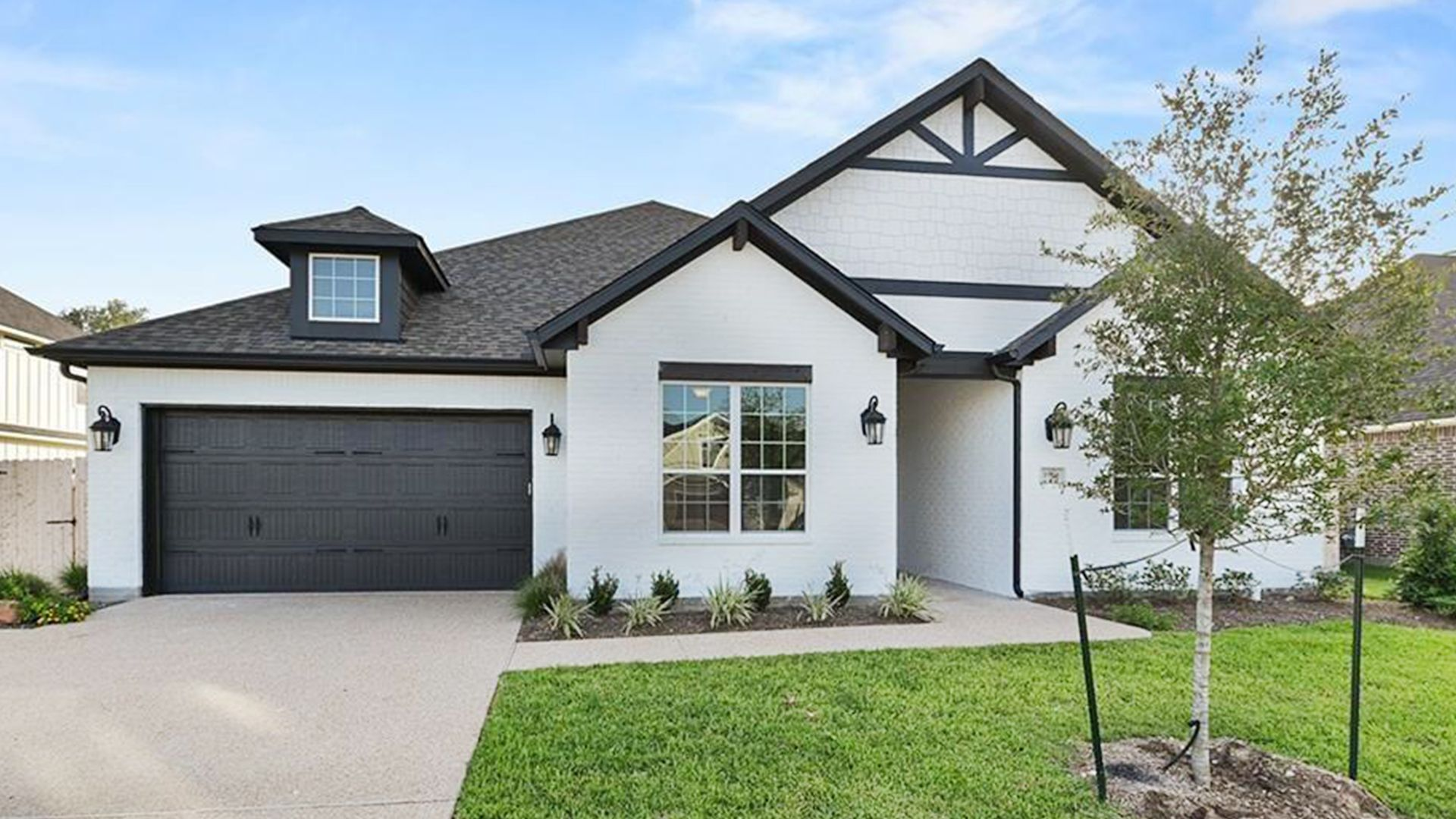 Exterior featured in the Jaselynn By Blackstone Homes in Bryan-College Station, TX
