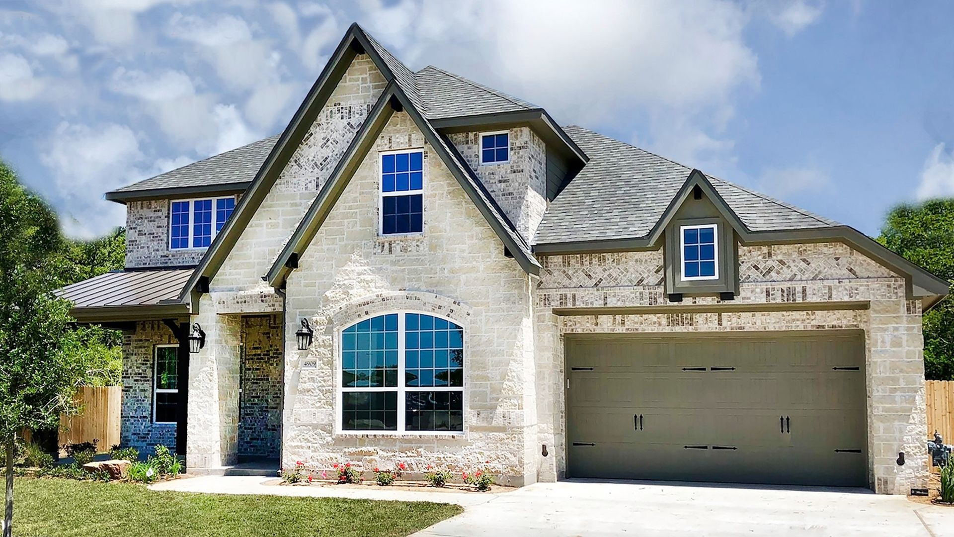 Exterior featured in the Livia By Blackstone Homes in Bryan-College Station, TX