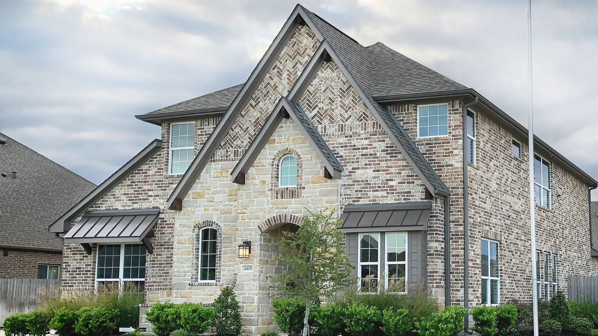 Exterior featured in the Alethia By Blackstone Homes in Bryan-College Station, TX