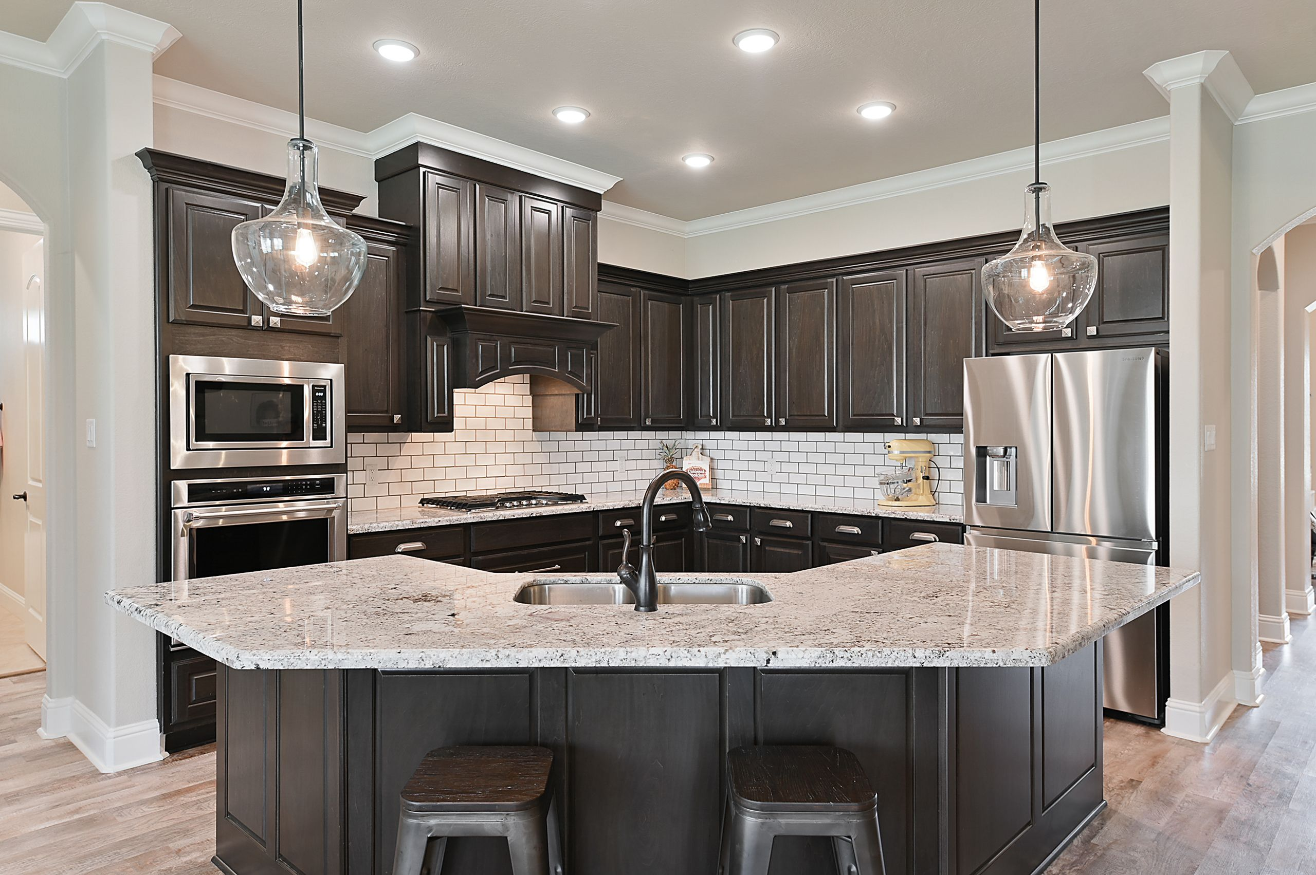 Kitchen featured in the 4406 Uphor Court By Blackstone Homes in Bryan-College Station, TX