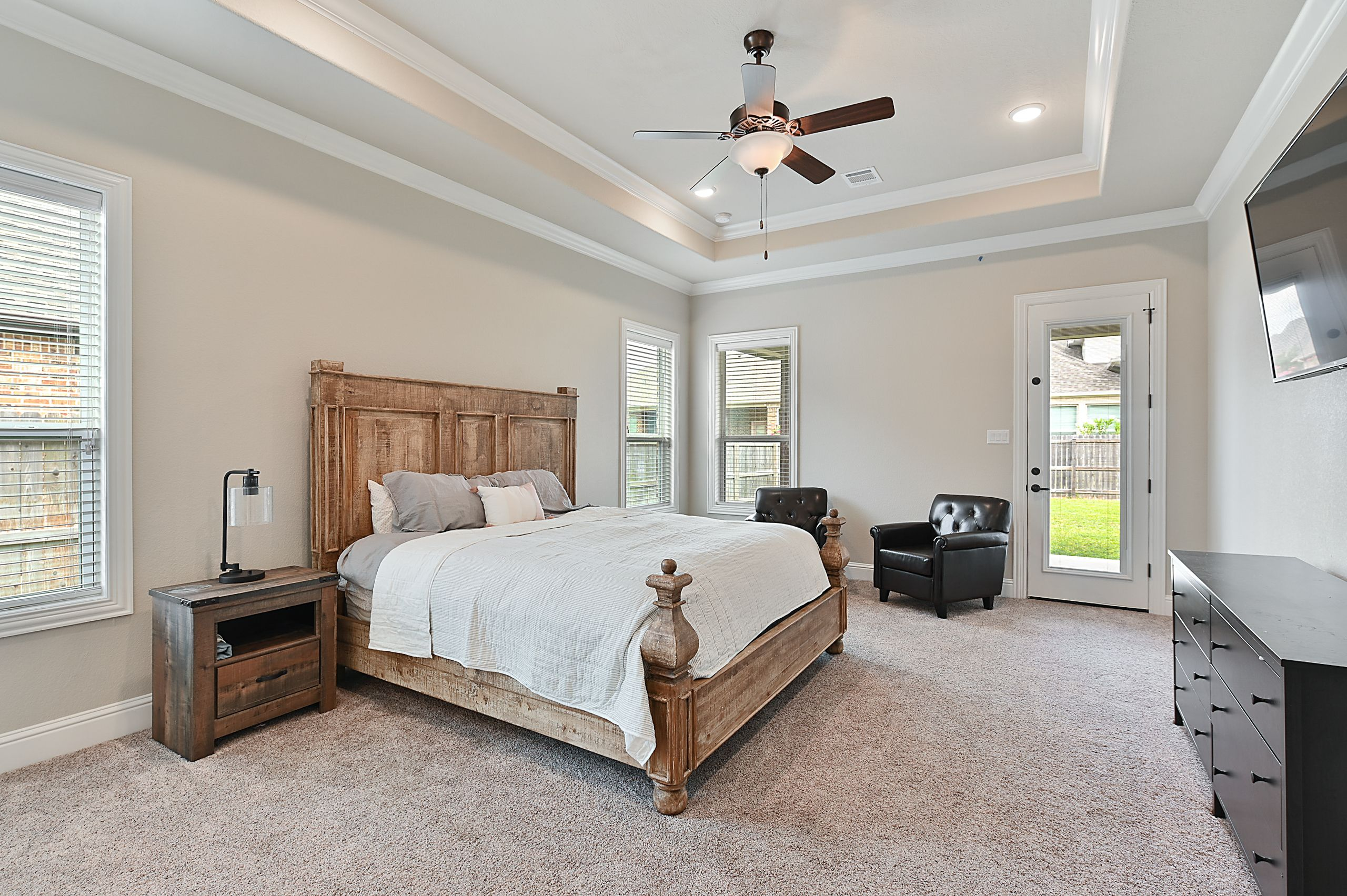 Bedroom featured in the 4406 Uphor Court By Blackstone Homes in Bryan-College Station, TX
