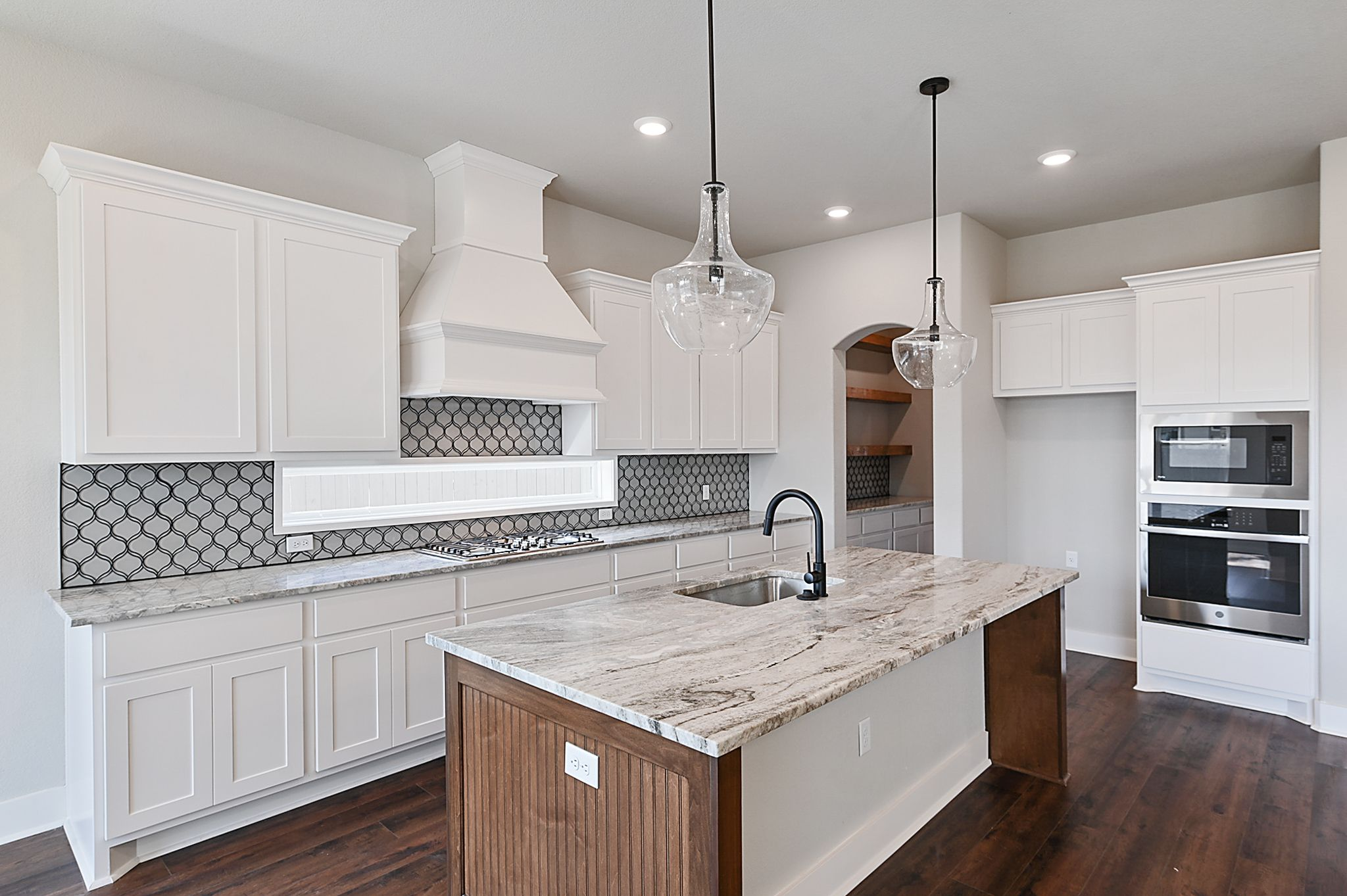 Kitchen featured in the Abigail By Blackstone Homes in Bryan-College Station, TX