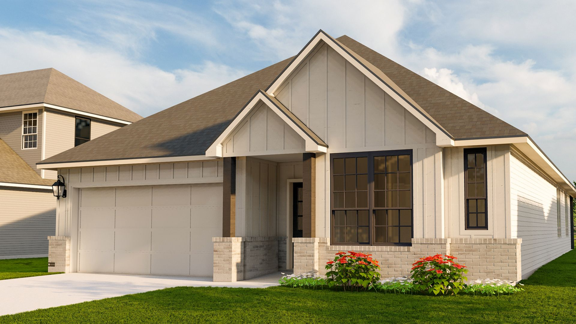 Exterior featured in the Tamarack By Blackstone Homes in Bryan-College Station, TX