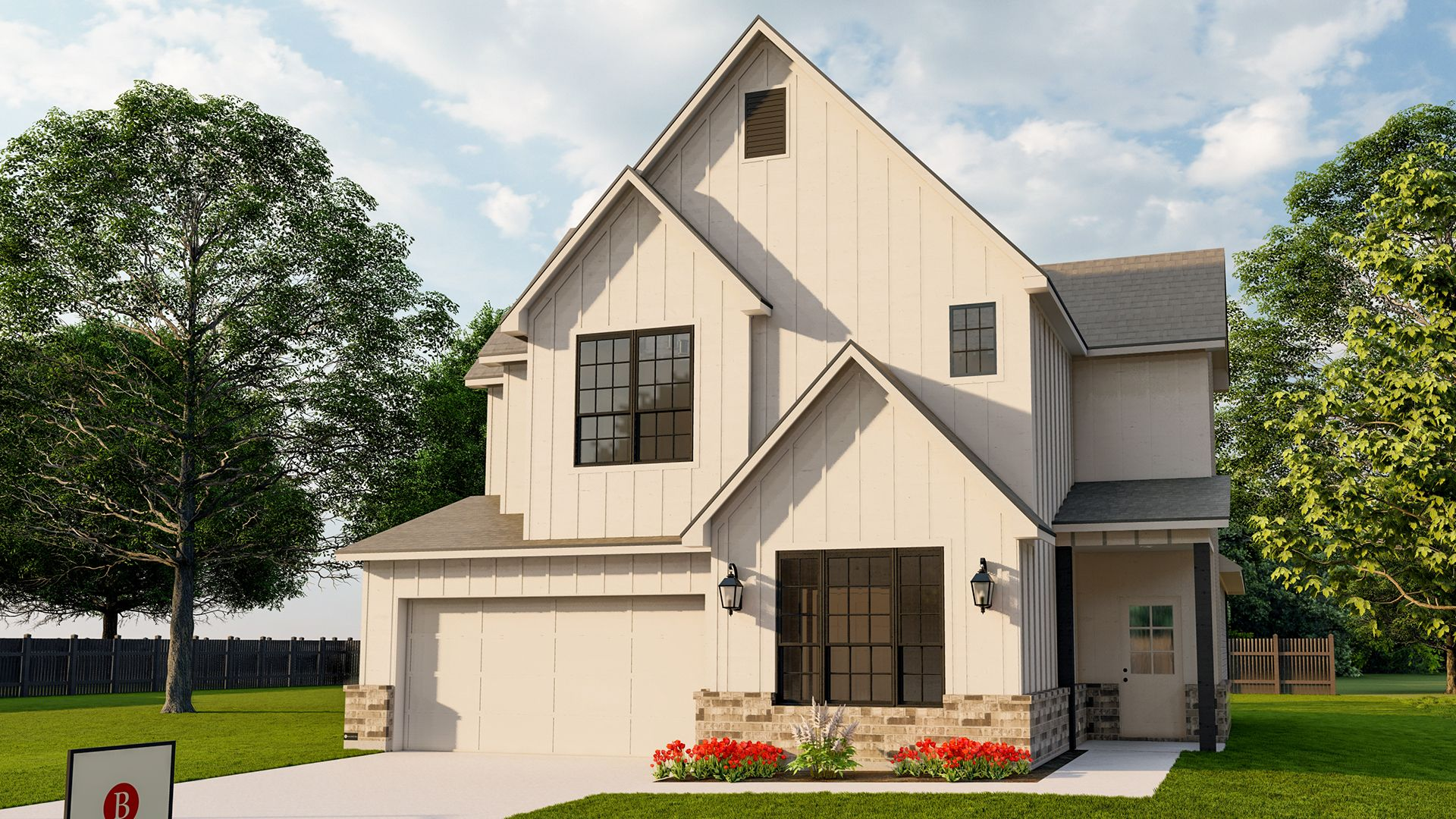 Exterior featured in the Brewer By Blackstone Homes in Bryan-College Station, TX