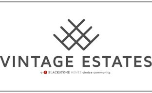 Vintage Estates by Blackstone Homes in Bryan-College Station Texas