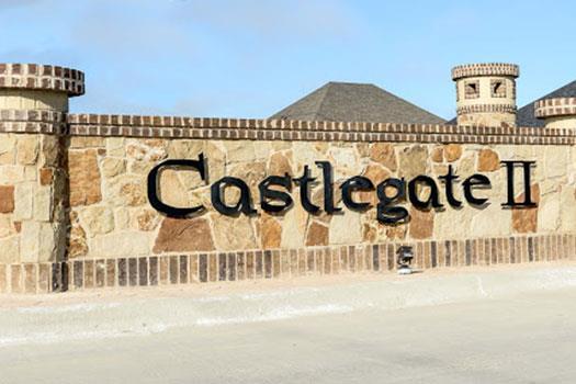 'Castlegate II' by Blackstone Homes in Bryan-College Station