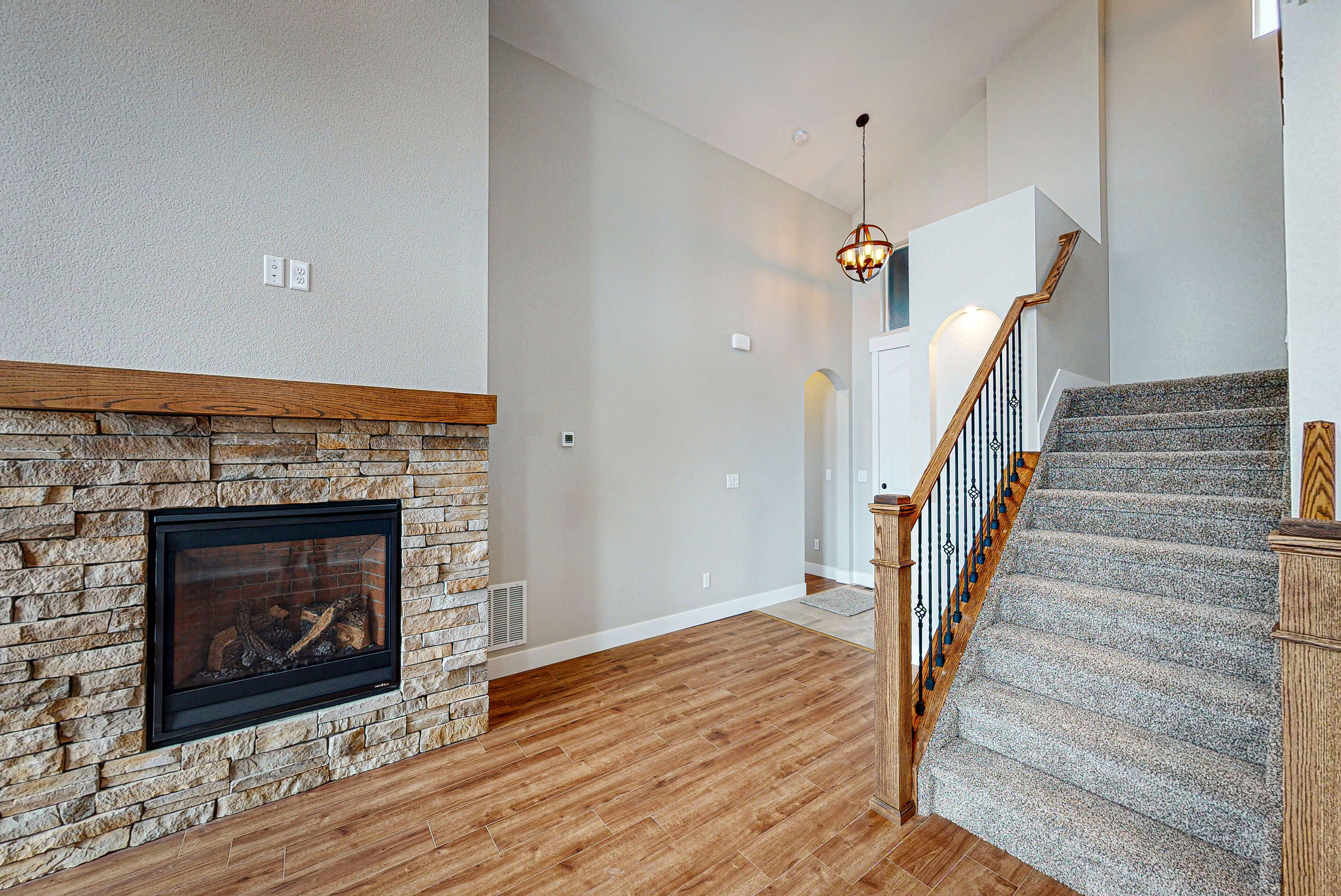 Living Area featured in the Peak By Black Oak Homes in Colorado Springs, CO