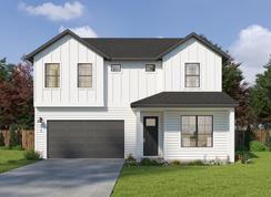 Ash - Brooks Ranch: Kyle, Texas - Blackburn Homes