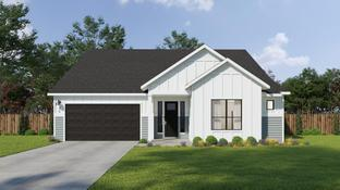 Cypress - Brooks Ranch: Kyle, Texas - Blackburn Homes