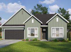 Hickory - Brooks Ranch: Kyle, Texas - Blackburn Homes