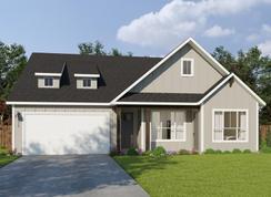 Juniper - Brooks Ranch: Kyle, Texas - Blackburn Homes