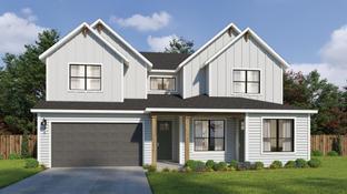 Juniper II - Brooks Ranch: Kyle, Texas - Blackburn Homes