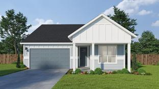 Maple - Brooks Ranch: Kyle, Texas - Blackburn Homes
