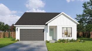 Spruce - Brooks Ranch: Kyle, Texas - Blackburn Homes