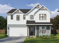 Sycamore - Brooks Ranch: Kyle, Texas - Blackburn Homes