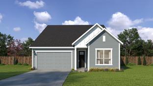 Willow - Brooks Ranch: Kyle, Texas - Blackburn Homes