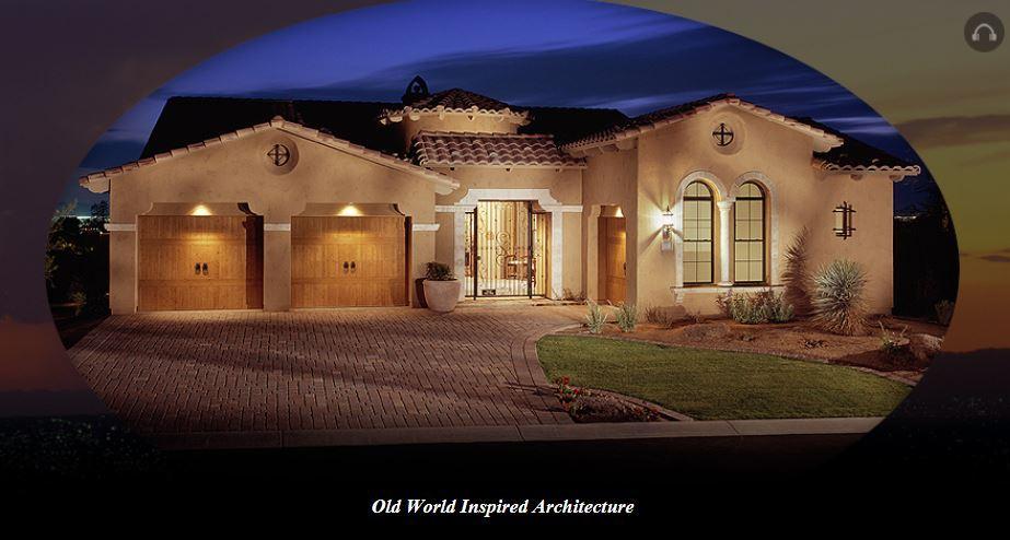 Mountain Bridge In Mesa, AZ, New Homes & Floor Plans By