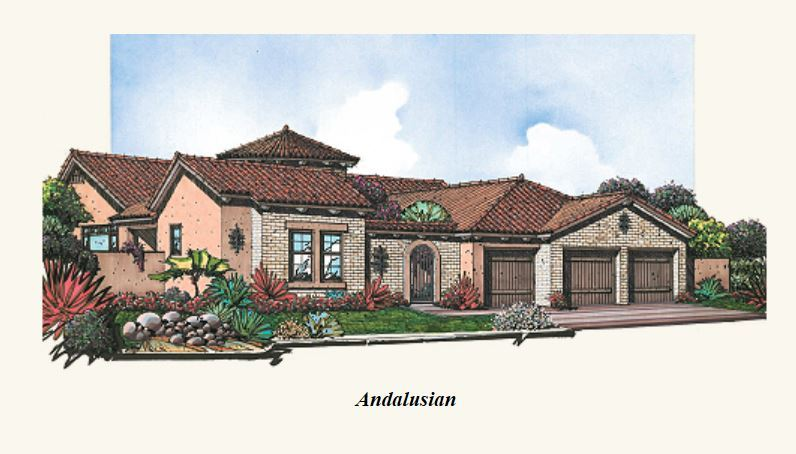 Residence 7 Plan, Mesa, Arizona 85207