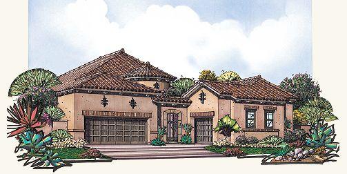 Residence 5 Plan, Mesa, Arizona 85207