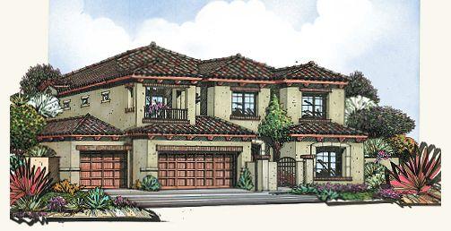 Residence 6 Plan, Mesa, Arizona 85207