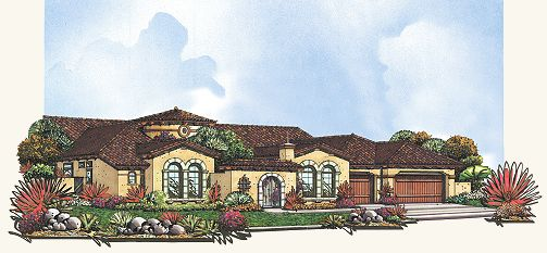 Residence 8 Plan, Mesa, Arizona 85207