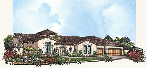 Residence 9 Plan, Mesa, Arizona 85207