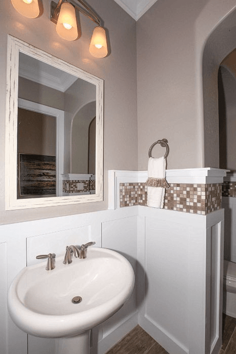 Bathroom featured in the Residence 7 By Blandford Homes in Phoenix-Mesa, AZ