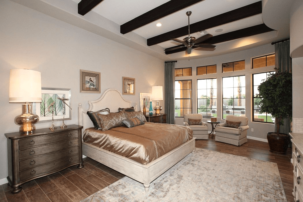 Bedroom featured in the Residence 7 By Blandford Homes in Phoenix-Mesa, AZ