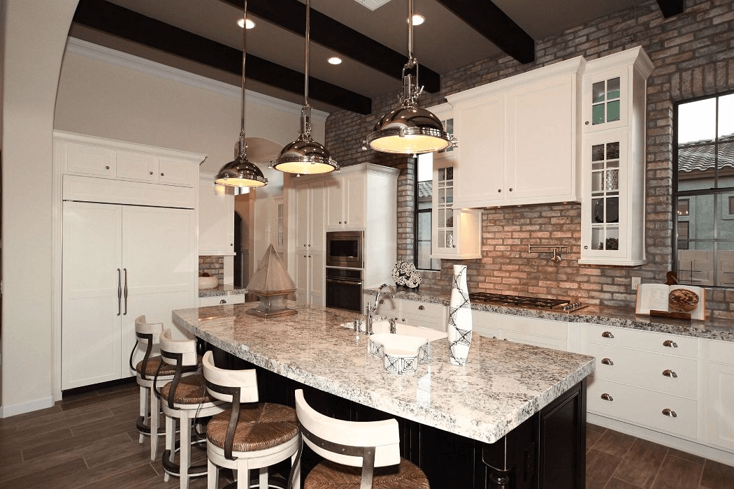 Kitchen featured in the Residence 7 By Blandford Homes in Phoenix-Mesa, AZ