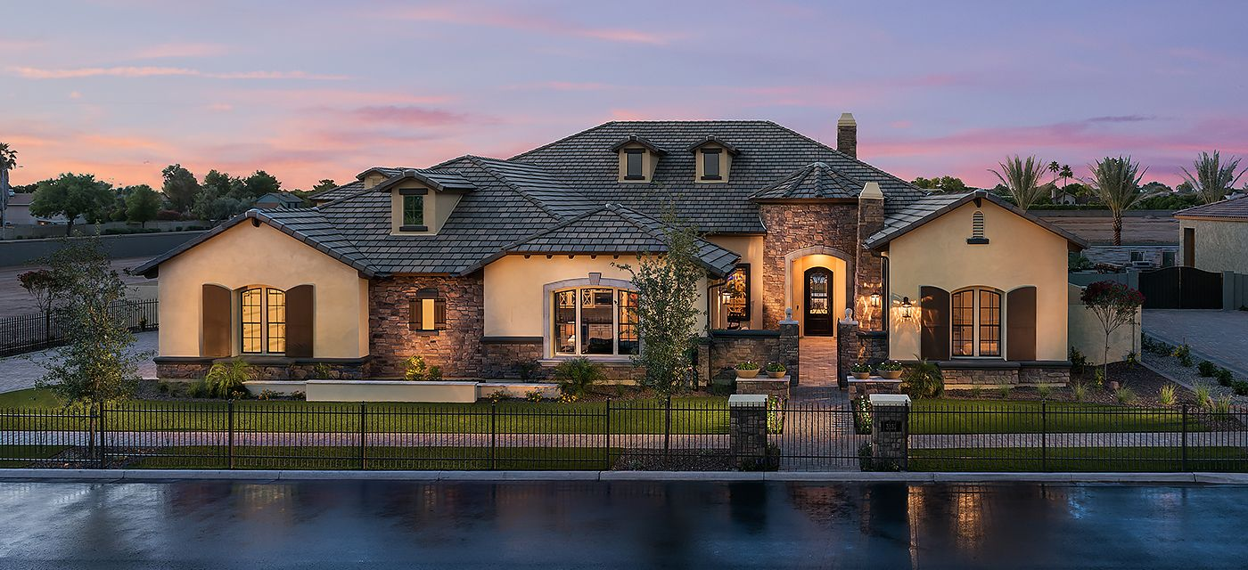 Blandford Homes Floor Plans: The Estates At Thirty-Second In Mesa, AZ, New Homes