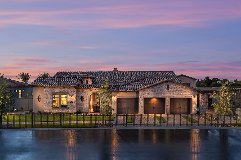 'Estates On McDowell' by Blandford Homes in Phoenix-Mesa