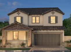 Residence Four - Palma Brisa: Phoenix, Arizona - Blandford Homes