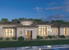 Residence 8 - Estates at Hermosa: Mesa, Arizona - Blandford Homes